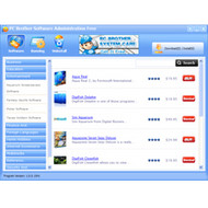 PC Brother Software Administration Free screenshot